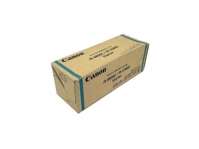 Toner Canon IR6800C Cyan Original Novo - Foto 2
