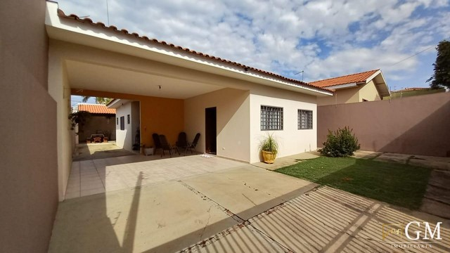 Casa para Venda em Presidente Prudente, Jardim Santa Olga, 3 dormitórios, 3 banheiros - Foto 2