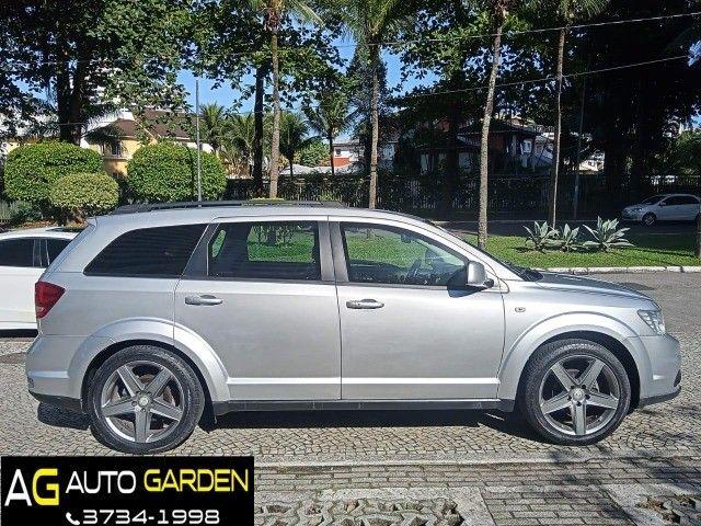 Dodge Journey 2012 Blindada n3a Sxt 3.6 v6 7lug aut+tip+toplinha+novíssima!!! - Foto 7