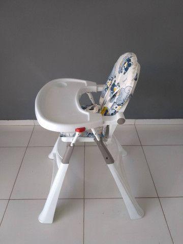 Cadeira de alimentação Premium Galzerano - Foto 5