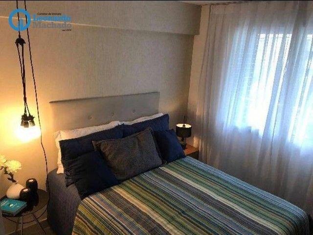 Apartamento com 2 dormitórios à venda, 47 m² por R$ 549.000,00 - Meireles - Fortaleza/CE - Foto 11