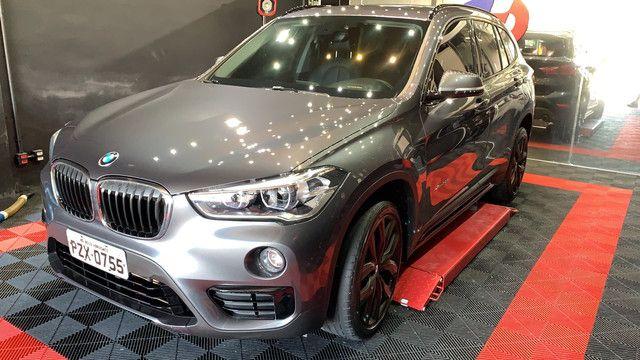 X1 Xdrive 2.5 TOP U. Dono 100% rev. BMW - Foto 5