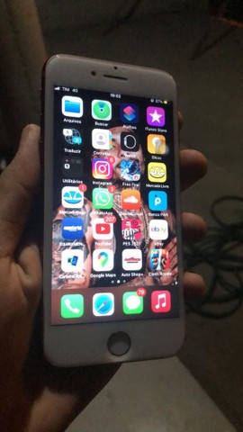 iPhone 7 red 128 - Foto 3