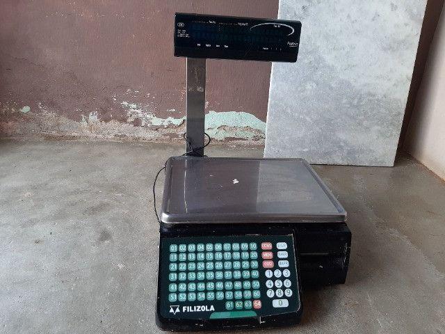 Balança impressora