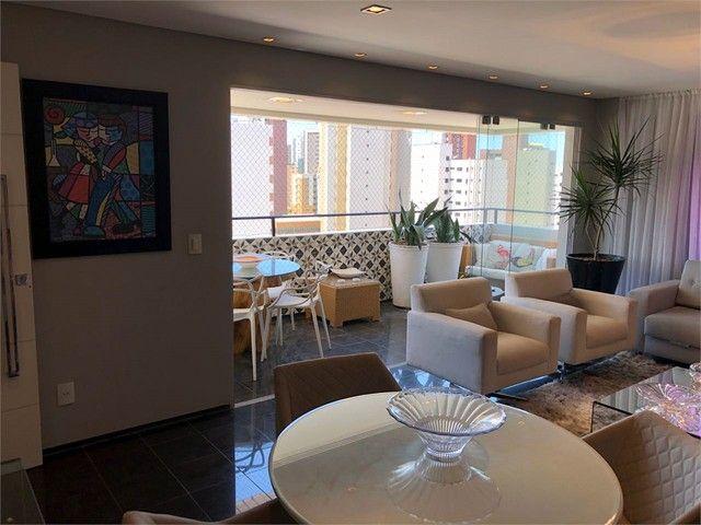 Apartamento à venda com 3 dormitórios em Meireles, Fortaleza cod:REO371194 - Foto 3
