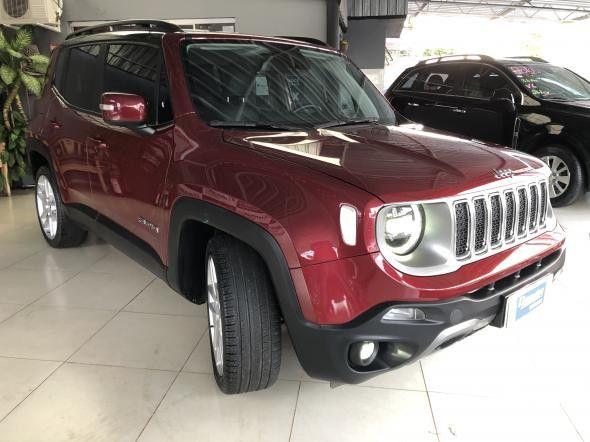 Jeep Renegade Limited 1.8 4x2 Flex Aut.2019 28200km - Foto 2