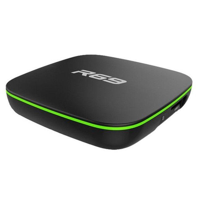 Smart Tv Box R69 Android 7.1 2g/16g Full Hd 4k