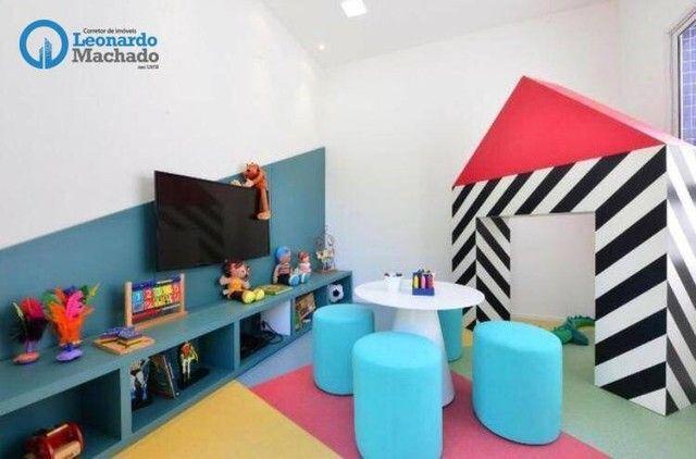 Apartamento com 2 dormitórios à venda, 47 m² por R$ 549.000,00 - Meireles - Fortaleza/CE - Foto 17