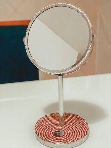Espelho de Mesa Personalizado - Foto 2
