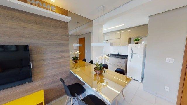 Apartamento de 2 quartos c/ varanda e suite 60m2 - Pampulha - Foto 9