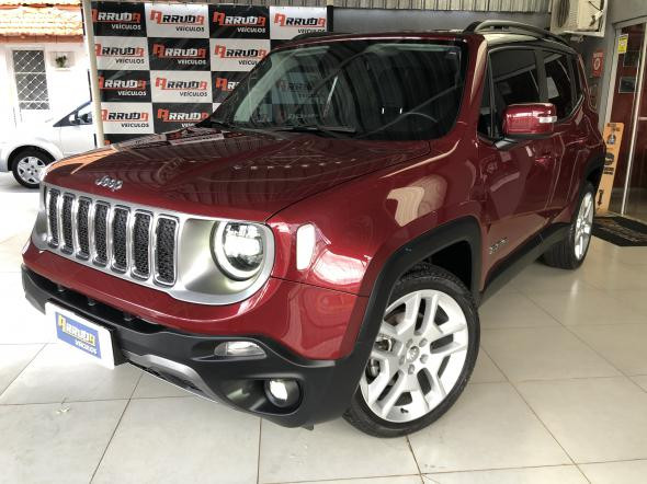Jeep Renegade Limited 1.8 4x2 Flex Aut.2019 28200km