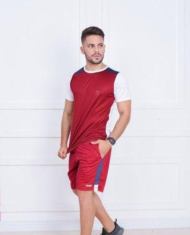 Shorts Dry fit masculino - Foto 3