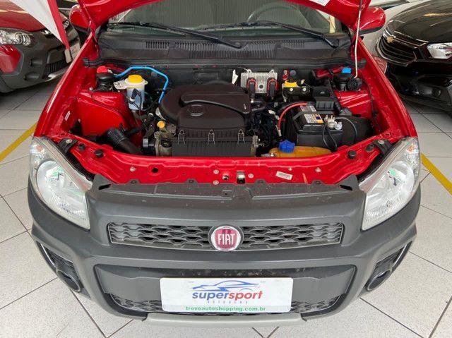Fiat Strada CD 1.4 2018 3 Portas !!  - Foto 16