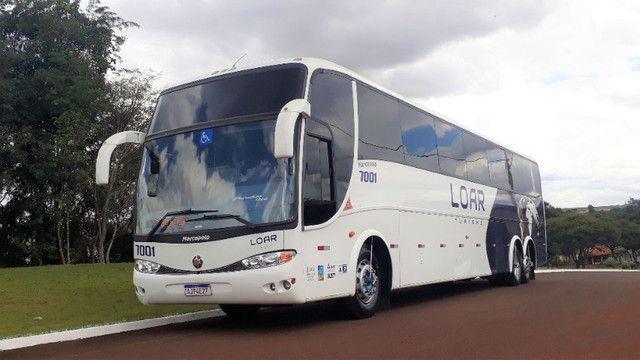 Ônibus G6 1200 Trucado *