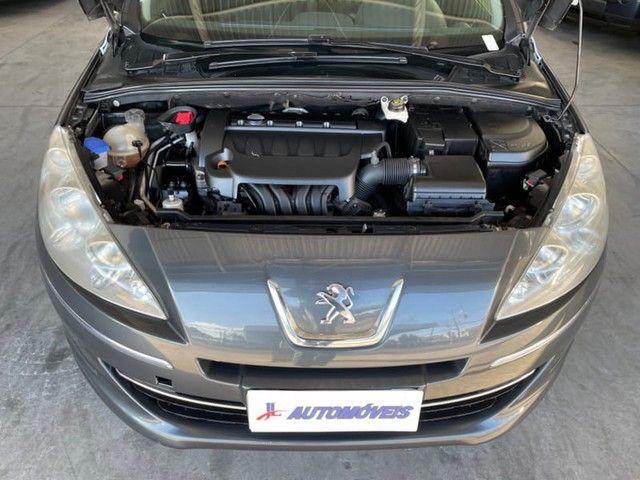 Peugeot 408 Allure 2.0 16v Aut. Flex 2012 - Foto 11