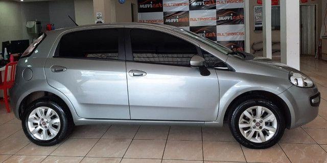 Fiat Punto Attractive 1.4 Completão  - Foto 7