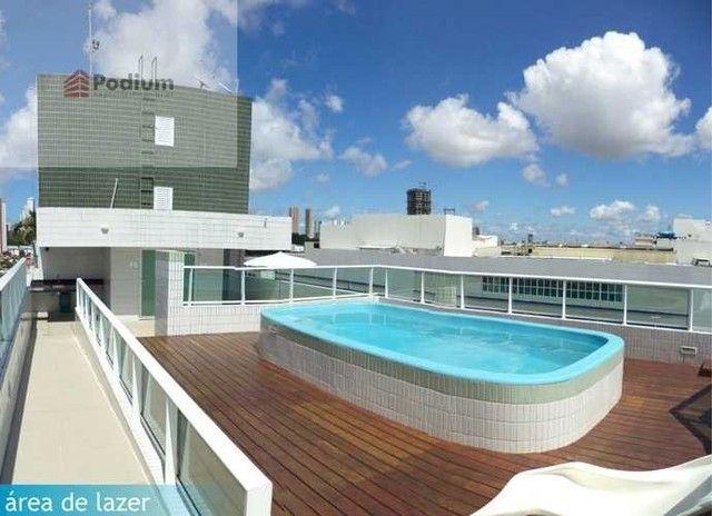 Apartamento à venda com 2 dormitórios em Manaíra, João pessoa cod:14998