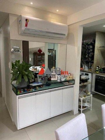 BIM Vende na Tamarineira, 62m², 03 Quartos - Andar alto, Lazer Completo - Foto 3