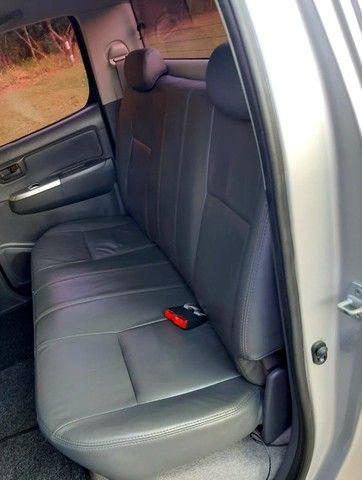Toyota Hilux SR Automática 4x2 Flex - Foto 9