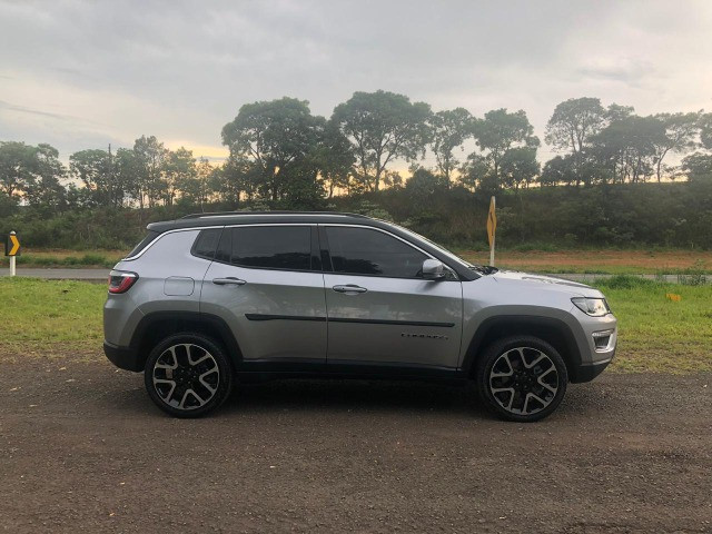 Jeep Compass Limited 2.0 4x4 Diesel 2019 - Foto 5