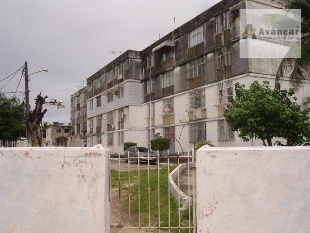 Apartamento residencial para locação, Ipsep, Recife.