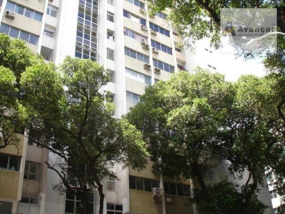 Apartamento residencial para locação, Boa Vista, Recife.