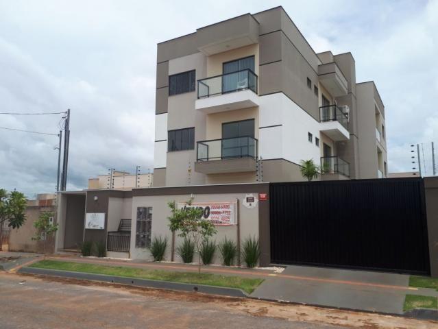 Apartamento 3 dorms no granville em Rondonópolis - MT