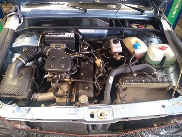 Motor Cambio Carburador CHT 1.6 original alcool standart com 70 mil km rodados