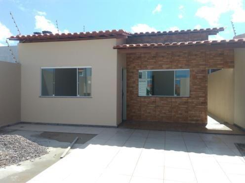 Casa Nova com 2/4 na Arauana - no Costa Verde II
