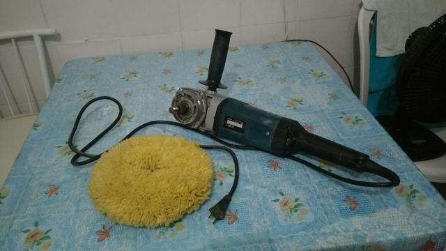 Maquina de Polir Bosch