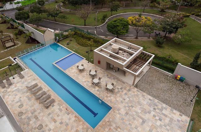 Apartamento de luxo 4 quartos lazer completo Varandas Fazenda da Serra