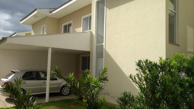 Casa sobrado condomínio Volpi - aluguel