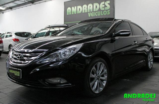 Beautiful Hyundai Sonata Gls 2.4 Automático 2012