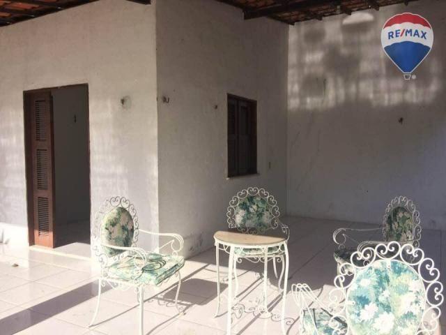 Casa com 4 quartos (2 suítes) com piscina - Foto 4