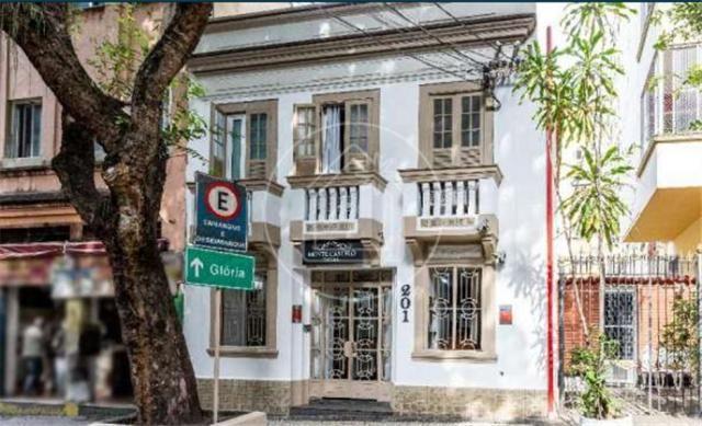 Casa à venda com 0 dormitórios em Glória, Rio de janeiro cod:865247