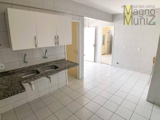 Apartamento com 3 dormitórios para alugar por r$ 500,00/mês - papicu - fortaleza/ce - Foto 20