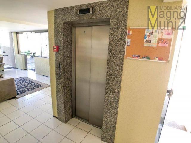 Apartamento com 3 dormitórios para alugar por r$ 500,00/mês - papicu - fortaleza/ce - Foto 5