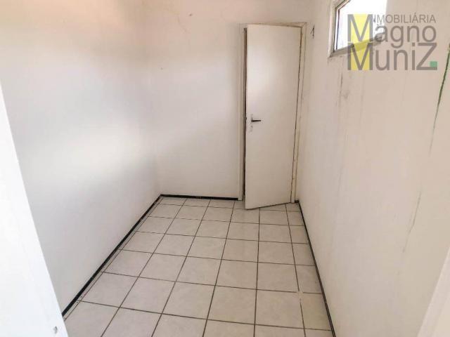 Apartamento com 3 dormitórios para alugar, 80 m² por r$ 1.000,00/mês - varjota - fortaleza - Foto 12