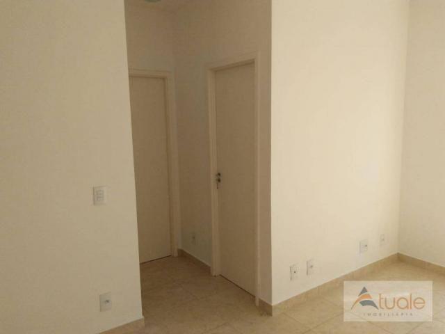 Apartamento com 2 dormitórios à venda ou locação, 57 m² - Residencial Viva Vista - Sumaré/ - Foto 7