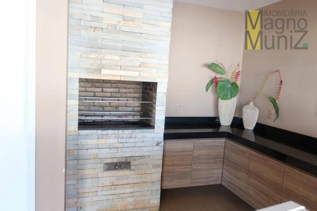 Casa duplex com 3 suítes projetadas para alugar, 140 m² por r$ 5.500/mês - praia do futuro - Foto 6
