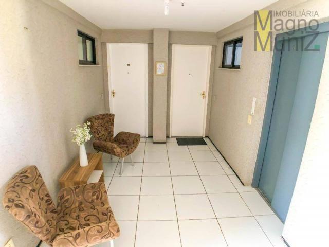 Apartamento com 3 dormitórios para alugar por r$ 500,00/mês - papicu - fortaleza/ce - Foto 6