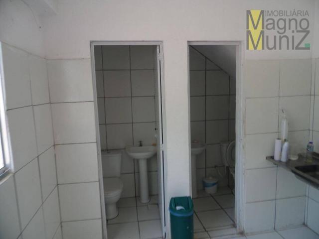 Galpão comercial para alugar, paupina, fortaleza. - Foto 8
