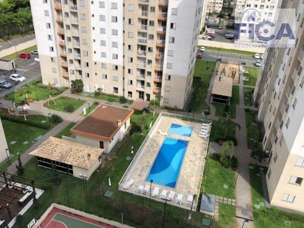 Vende/aluga apartamento ed. allegro (58m² privativos) com 2 quartos/1 bwc/1 vaga no bairro - Foto 16