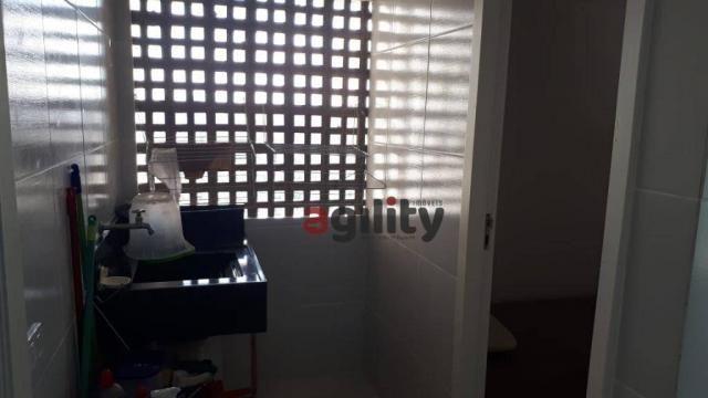 Apartamento com 2 dormitórios à venda, 114 m² por r$ 550.000,00 - capim macio - natal/rn - Foto 14