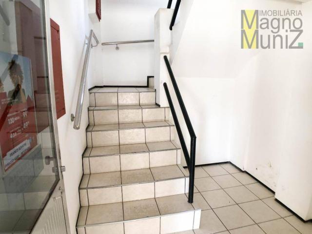 Apartamento com 3 dormitórios para alugar, 80 m² por r$ 1.000,00/mês - varjota - fortaleza - Foto 15