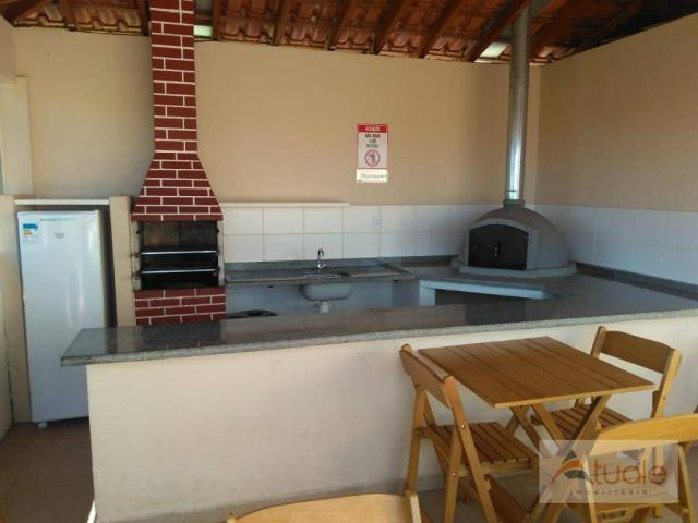 Apartamento com 2 dormitórios à venda ou locação, 57 m² - Residencial Viva Vista - Sumaré/ - Foto 19