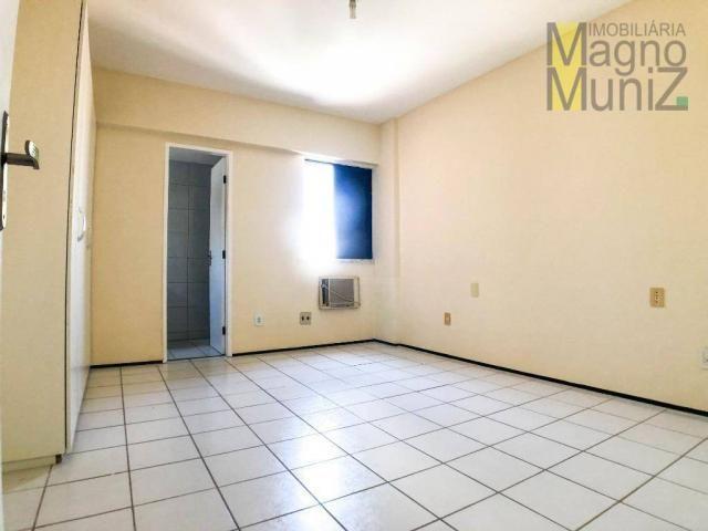 Apartamento com 3 dormitórios para alugar por r$ 500,00/mês - papicu - fortaleza/ce - Foto 10