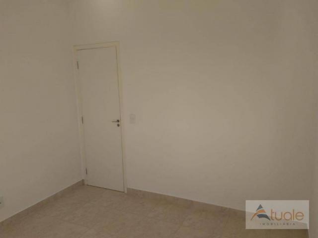 Apartamento com 2 dormitórios à venda ou locação, 57 m² - Residencial Viva Vista - Sumaré/ - Foto 12