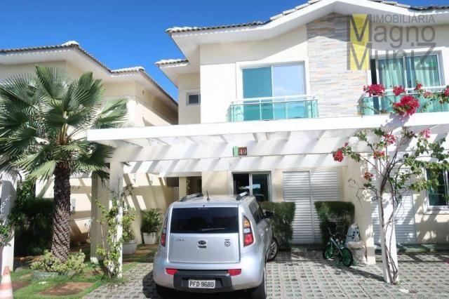 Casa duplex com 3 suítes projetadas para alugar, 140 m² por r$ 5.500/mês - praia do futuro - Foto 12