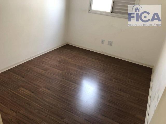 Vende/aluga apartamento ed. allegro (58m² privativos) com 2 quartos/1 bwc/1 vaga no bairro - Foto 14